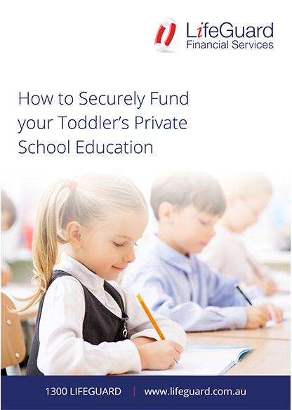 How to Securely Fund your Toddler's Private School Education